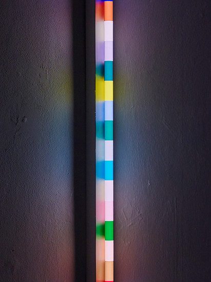Ladislav Zajac, Every Color Travels At The Speed Of Light (B), 2020 – Unikat (1+1); 50,5 x 37,85 cm;